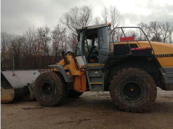 Wheel loader LIEBHERR L 550
