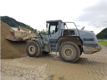 Wheel loader LIEBHERR L 556