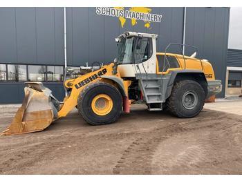 Wheel loader LIEBHERR L 566