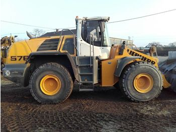 Wheel loader LIEBHERR L 576