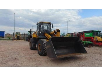 Wheel loader LIUGONG 856H , 2018 / 1200mth ! , 18t , bucket 3,3m3 , auto greasing , P