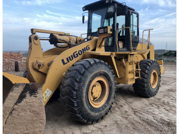 Wheel loader LIUGONG CLG856