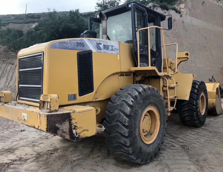 wheel loader LIUGONG CLG856