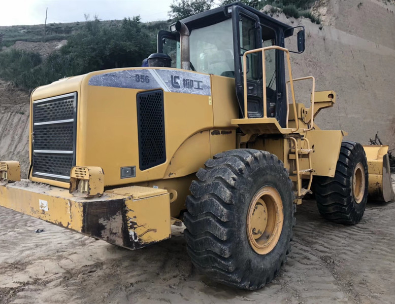 wheel loader LIUGONG LG855B