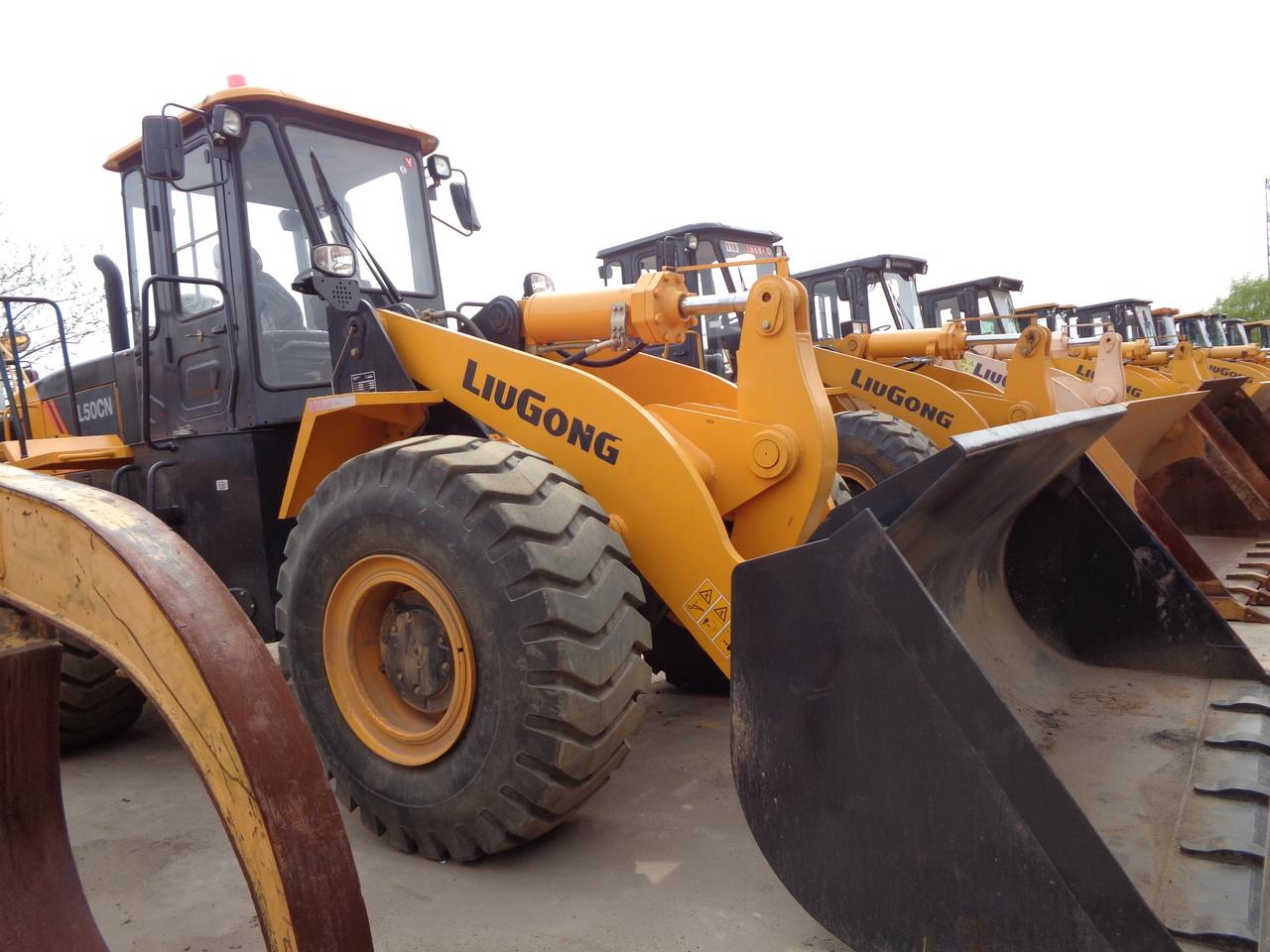 wheel loader LIUGONG ZL50CN