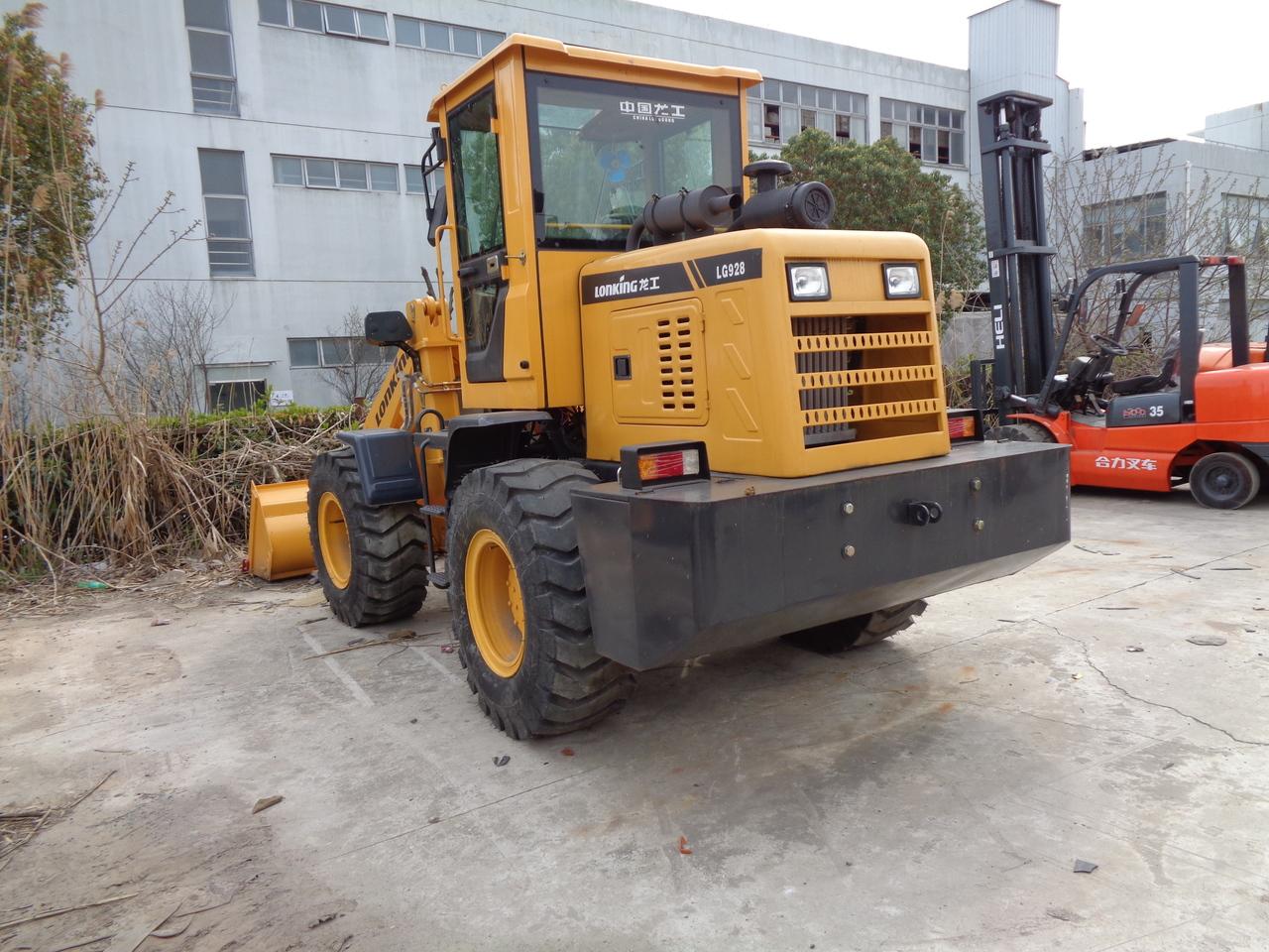wheel loader LONGKING LG928