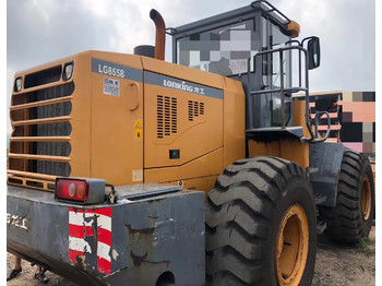 Wheel loader LONKING LG855B: picture 1