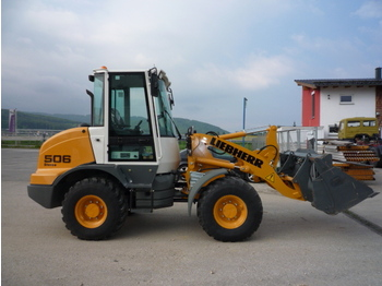 Wheel loader Liebherr 506: picture 1