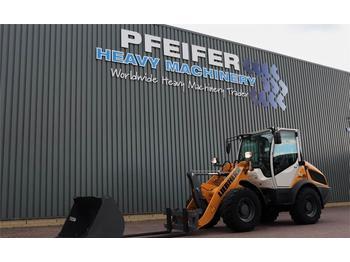 Wheel loader Liebherr L506C Valid inspection, *Guarantee! Diesel, 4x4 Dr