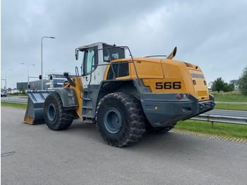 Wheel loader Liebherr L566