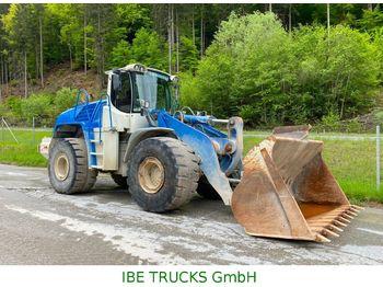 Wheel loader Liebherr L576-457, 2+2, SWISS