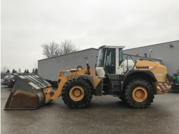 Wheel loader Liebherr L 554