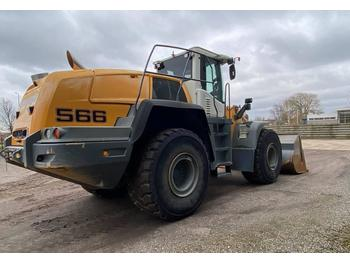 Liebherr L 566  - wheel loader