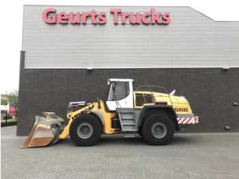 Wheel loader Liebherr L 566 LOADER