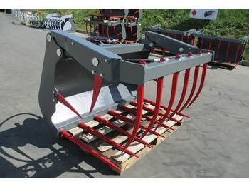Wheel loader Limas Siloklo med GIANT beslag på 1,3m bred