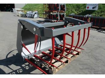 Wheel loader Limas Siloklo med GIANT beslag på 1,5M bred