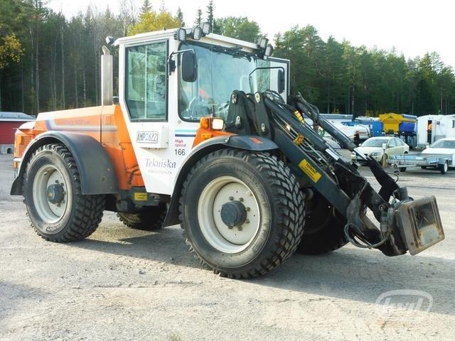 Wheel loader Lundberg 5200 LSE (LSE 345) Loader / Tool Carrier - Truck1 ID:  2149405