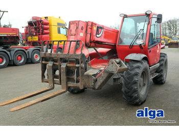 Wheel loader Manitou MT1235, Telekoplader, Hubhöhe 12m,Traglast 3.5to