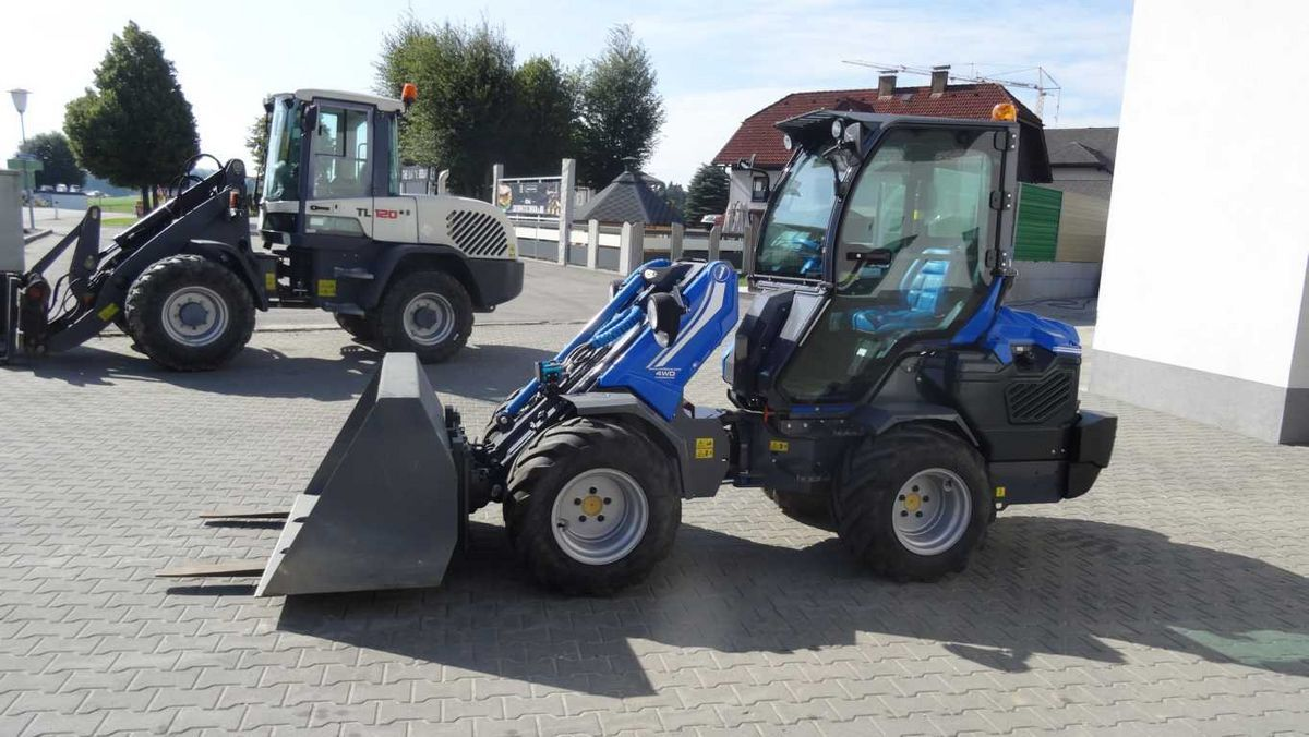 wheel loader Multione 9.5 SD