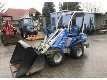 Multione S 630 T CSF + TORNADO 150 - wheel loader