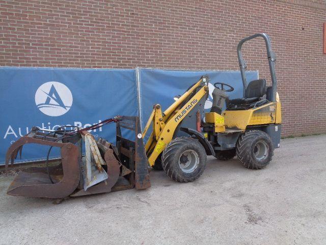 wheel loader Mustang AL106