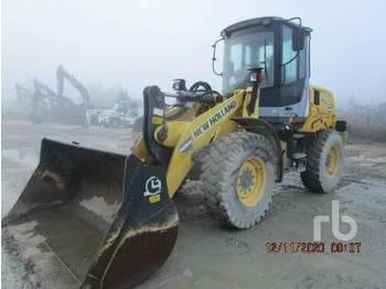Wheel loader NEW HOLLAND W110 Chargeuse Sur Pneus
