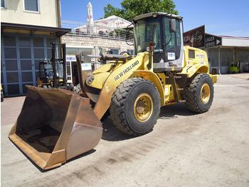 Wheel loader NEW HOLLAND W170
