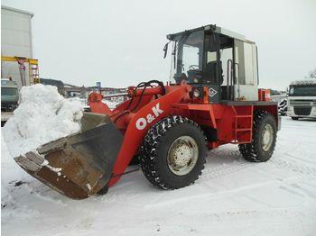 Wheel loader O & K L15
