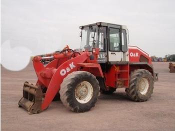 O&K L15B - wheel loader