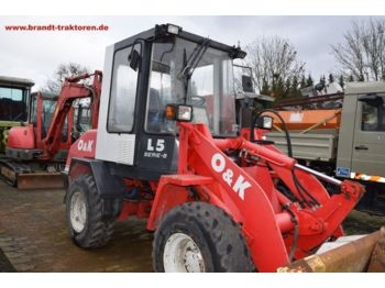 O&K L5-1 Serie B - wheel loader