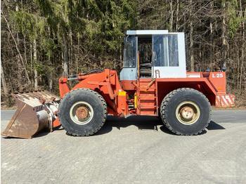 Wheel loader O&K L 25