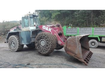 PALA CARGADORA O&K L45.5  - wheel loader