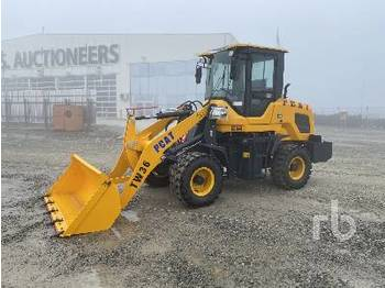 Wheel loader PCAT TW36