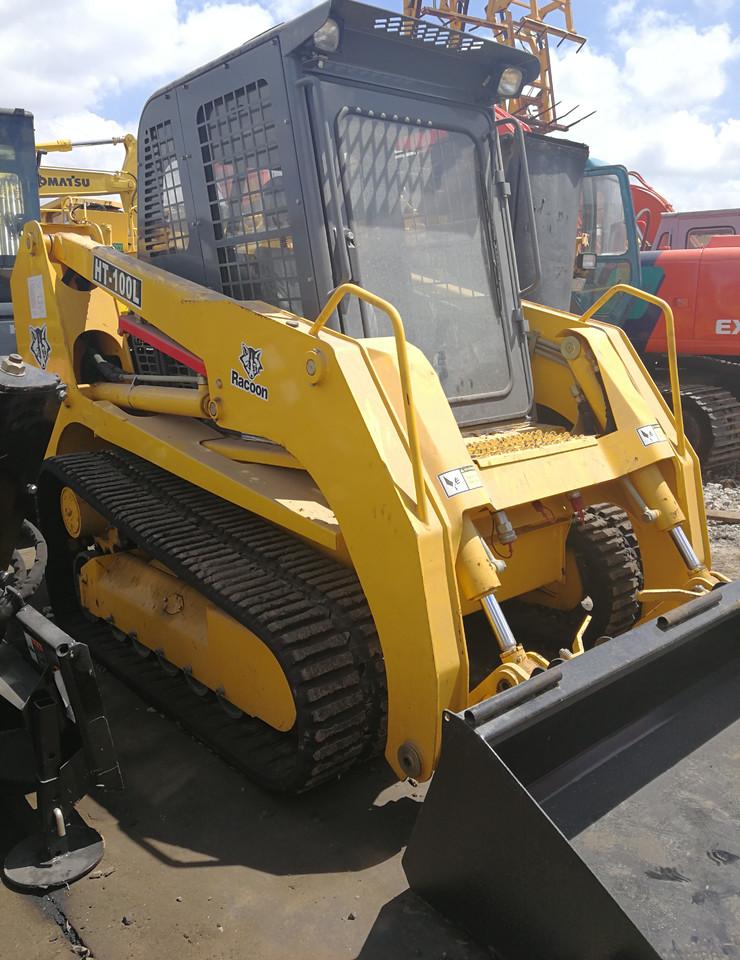 wheel loader RACOON HT100L