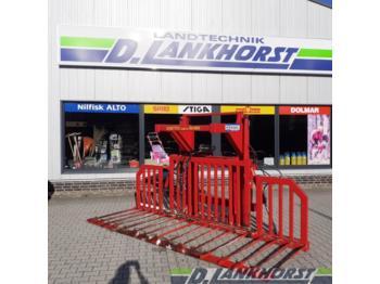 Wheel loader  Rehnen Schüttfix 400cm