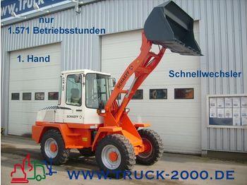 SCHAEFF SKL 833 Neuwertiger Zustand 1571 Betriebsstunden - wheel loader