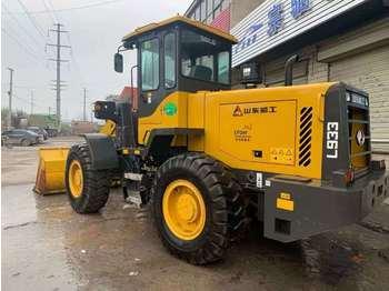Wheel loader SDLG LG933
