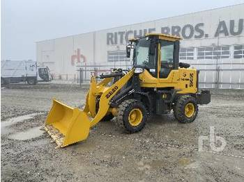 Wheel loader SHANDING ZL26