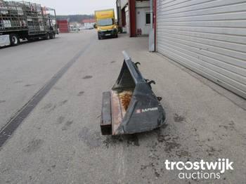 Wheel loader Saphir SGH 15