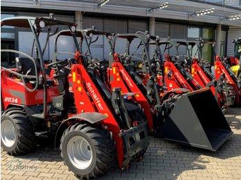Wheel loader Schäffer 2er bis 9er Modelle ab Hof verfügbar