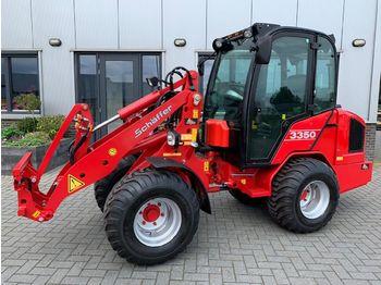 Wheel loader Schäffer 3350-Hoflader-Top Zustand
