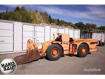 Wheel loader TAMROCK Toro 151 E