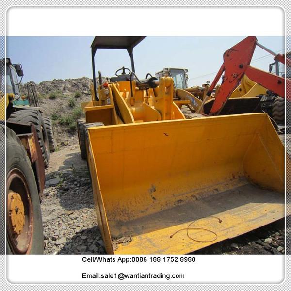 wheel loader TCM 830