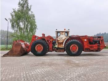 Tamrock Toro 501 (GOOD WORKING CONDITION)  - wheel loader