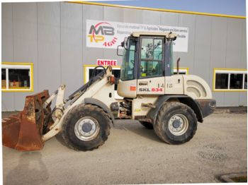 Wheel loader Terex SKL834