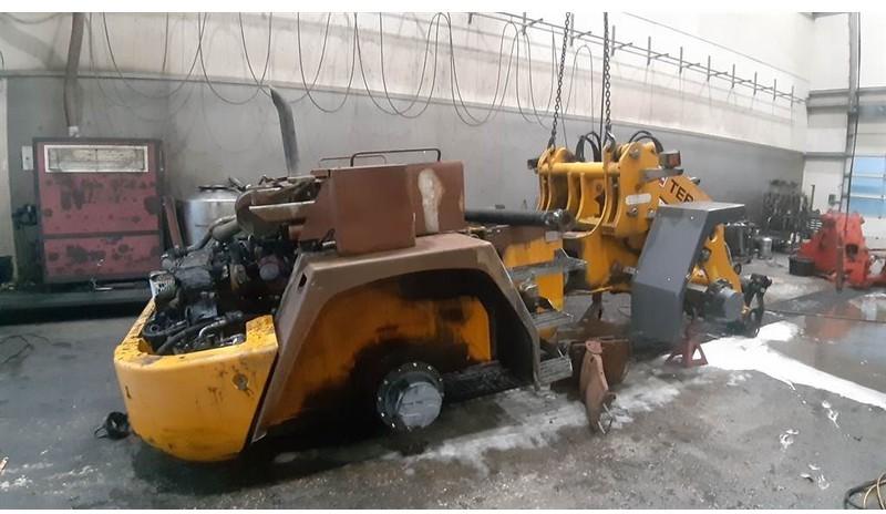 wheel loader Terex TL 260 (For parts)