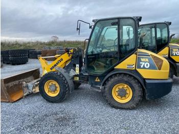 Unused Komatsu WA70-5 - wheel loader