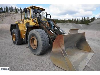 Wheel loader VOLVO L120