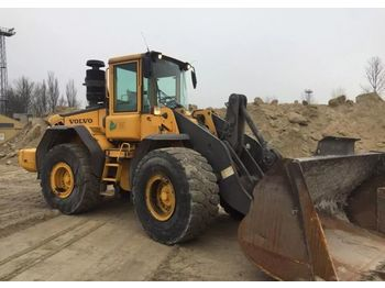 VOLVO L120E - wheel loader