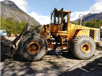 VOLVO L220E - wheel loader